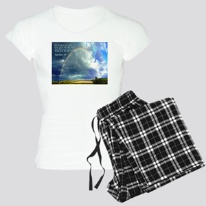 Ephesians 2:8 Women's Light Pajamas