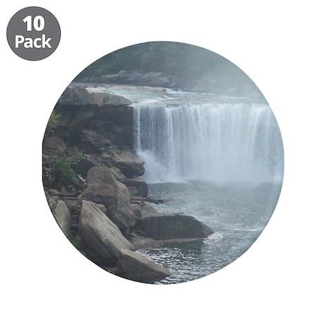 "Cumberland Falls, Ky 3.5"" Button (10 pack)"