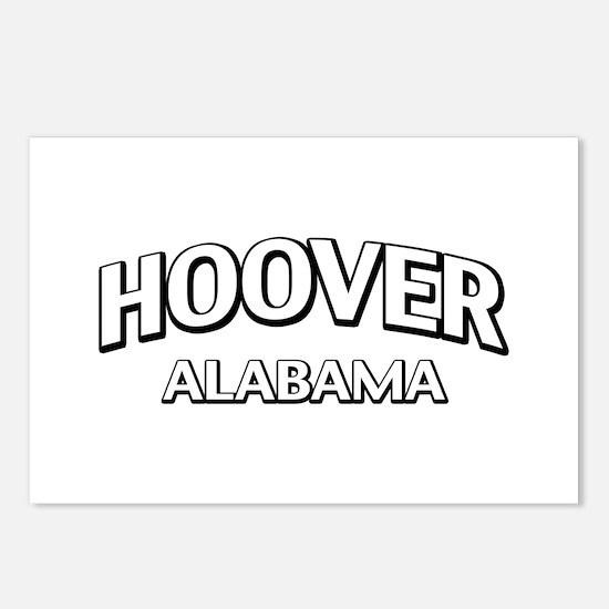 Hoover Alabama Postcards (Package of 8)
