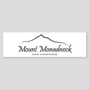 Mount Monadnock Sticker (Bumper)