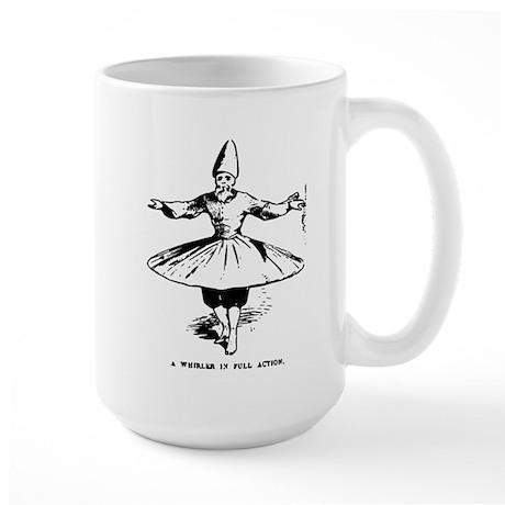 """Whirling Sufi Dervish """"In Ful Large Mug"""