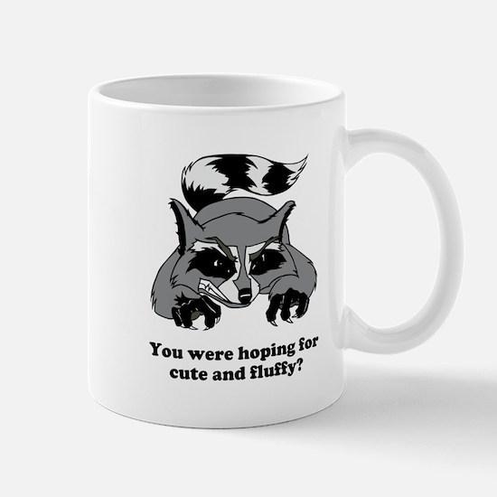 Raging Raccoon Mug