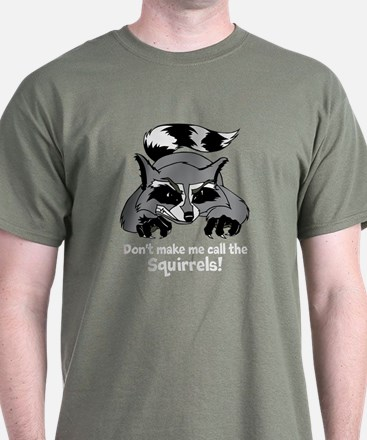 Call the Squirrels T-Shirt