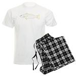 White (Sand) Seatrout Pajamas