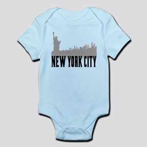 New York City Infant Bodysuit
