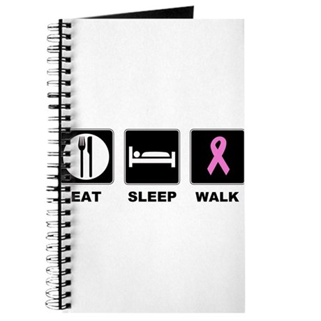 Eat Sleep Walk Journal