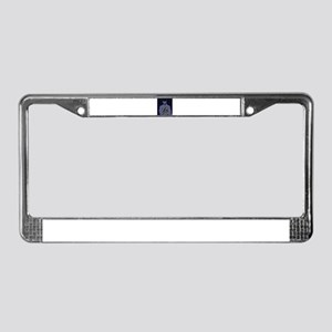 www.AriesArtist.com License Plate Frame