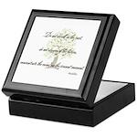 Buddha- Present Moment Keepsake Box