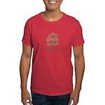 Buddha- Present Moment Dark T-Shirt
