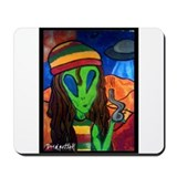 Alien Classic Mousepad
