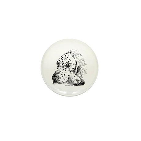 English Setter Mini Button (10 pack)
