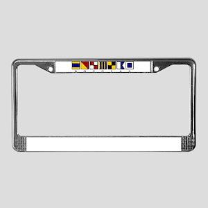 Douglas Lake License Plate Frame