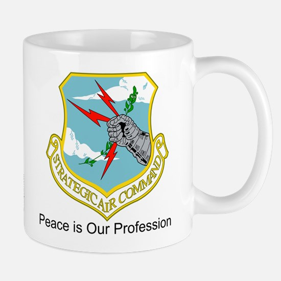 "B-52 SAC ""Peace is Our Profession"" Mug"