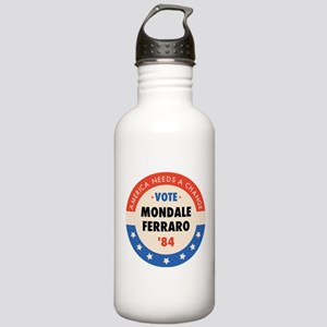 Vote Mondale '84 Stainless Water Bottle 1.0L