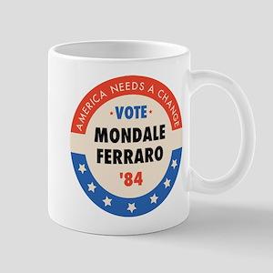 Vote Mondale '84 Mug