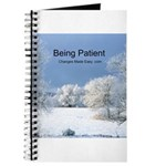 Being Patient Journal
