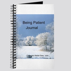 Being Patient Journal
