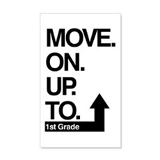 To 1st Grade Wall Decal