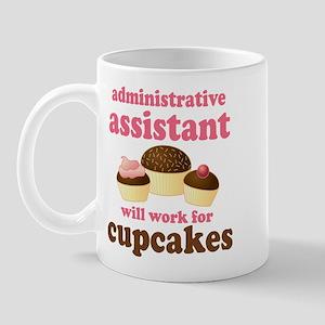Funny Administrative Assistant Mug