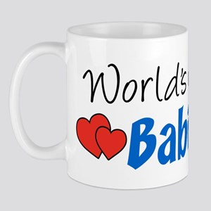 World's Greatest Babicka Mug