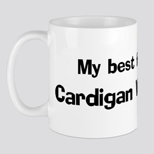 Best friend: Cardigan Welsh C Mug