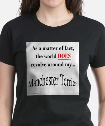 Manchester World T-Shirt