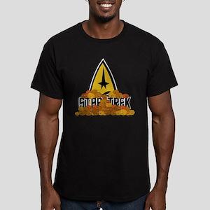 ST Tribbles Men's Fitted T-Shirt (dark)