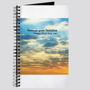 Increase your Intuition Journal