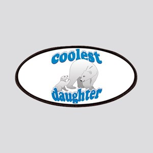 Coolest Daughter Patches