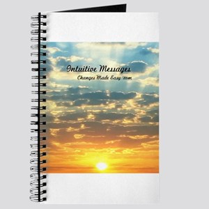 Intuitive Messages Journal
