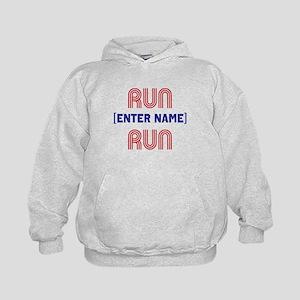 Run... Run Kids Hoodie