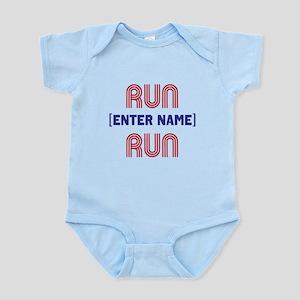Run... Run Infant Bodysuit
