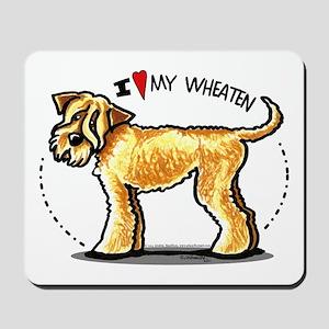 Wheaten Terrier Lover Mousepad