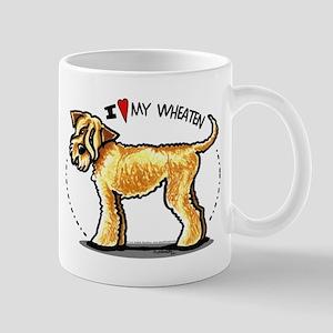 Wheaten Terrier Lover Mug