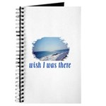 Beach/Ocean Wish I Was There Journal