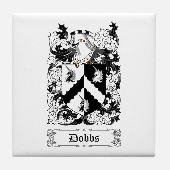Dobbs Tile Coaster