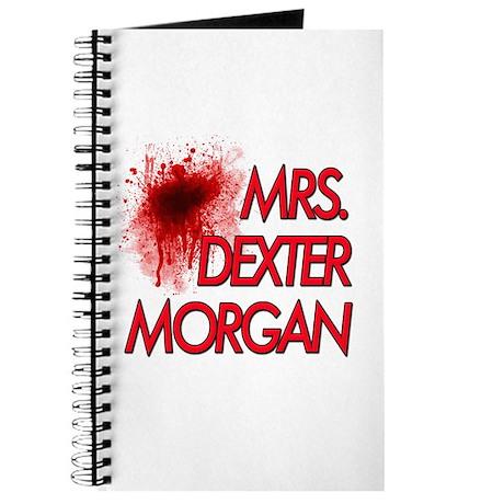 Mrs. Dexter Morgan Journal