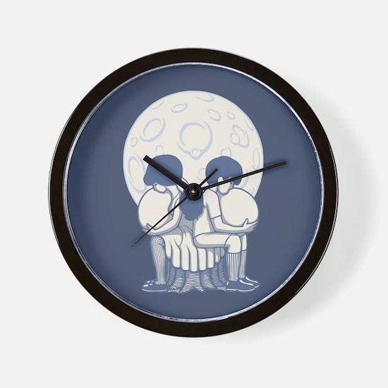Illusion Skull 913 Wall Clock