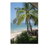 The beach Postcards (Package of 8)