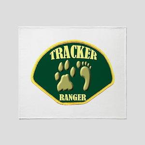 Tracker Ranger Throw Blanket