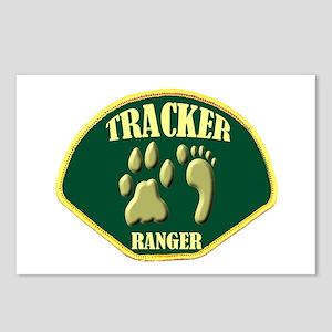 Tracker Ranger Postcards (Package of 8)