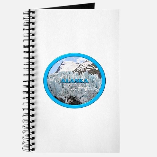 Alaska: Portage Glacier, USA 2 Journal