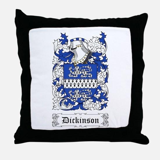 Dickinson Throw Pillow