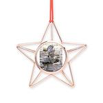 Roman Centurion Copper Star Ornament