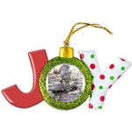 Roman Centurion Joy Ornament