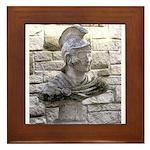 Roman Centurion Framed Tile