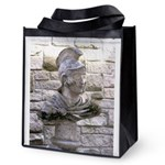 Roman Centurion Reusable Grocery Tote Bag
