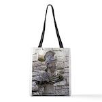 Roman Centurion Polyester Tote Bag