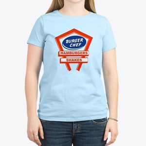 Burger Chef Women's Light T-Shirt