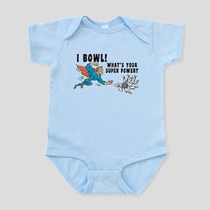 Funny I Bowl Infant Bodysuit